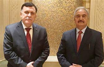 وزارة الخارجية الروسية: حفتر والسراج سيجريان محادثات في موسكو اليوم