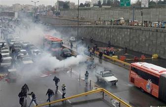 قائد شرطة طهران ينفي إطلاق النار على المحتجين