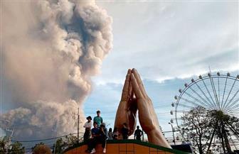 إغلاق المدارس في الفلبين بسبب ثوران بركان