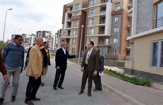 محافظ القليوبية يتفقد مشروعات الإسكان بالعبور بتكلفة 2.5 مليار جنيه | صور
