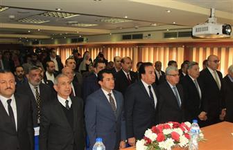 انطلاق فاعليات توقيع بروتوكول تنظيم مصر لبطولتي العالم للإسكواش 2022 وكرة اليد 2024 للجامعات