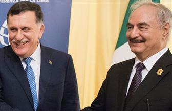 """من ضمنها وقف إرسال قوات تركية.. """"العربية"""" تكشف بنود الاتفاق الليبي بين حفتر والسراج"""