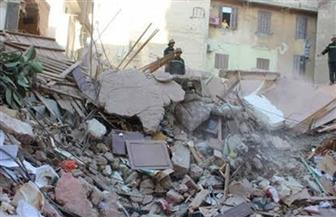 ننشر أسماء ضحايا انهيار عقار العطارين في الإسكندرية