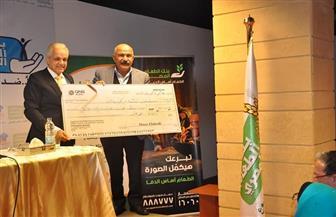 بنك الطعام المصري يدعم مستشفى شفاء الأورمان لعلاج الأورام بالأقصر| صور