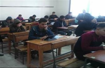 وكيل تعليم البحيرة: مليون و260 ألف طالب أدوا الامتحانات دون شكاوى | صور