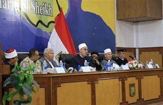 """أمين """"البحوث الإسلامية"""": نسعى دائما للتكامل والتعاون مع جميع مؤسسات الدولة"""