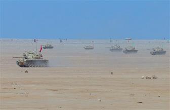 """""""أديب"""" يكشف عن ظهور أحدث أسلحة القوات الجوية بالمناورة """"قادر 2020"""""""