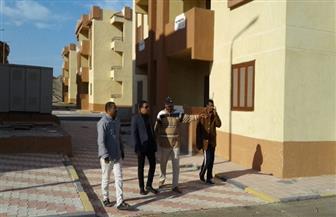 توزيع 804 وحدة من إسكان الشباب بمرسى علم خلال العيد القومي للبحر الأحمر | صور
