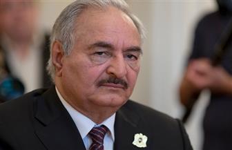 حفتر: قبلنا تفويض الشعب الليبي لإسقاط الاتفاق السياسي وإدارة البلاد