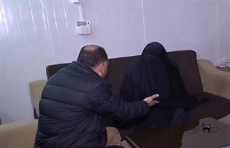 ماذا قالت داعشية مصرية سجينة عن وفاة ابنها في سوريا؟ | فيديو