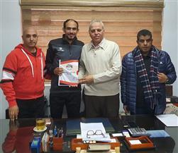أحمد علي رسميا فى الإنتاج الحربي
