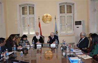 طارق شوقي يلتقي وزيرة التضامن الاجتماعي لبحث ملفات التعاون المشترك