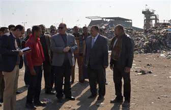 محافظ أسيوط يتفقد مصنع السماد العضوي بقرية إسكندرية التحرير | صور