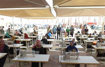 7232 مشروعا تنمويا للأسر الأكثر احتياجا بمحافظة أسيوط | صور