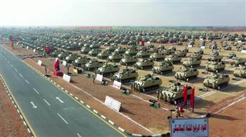 """سمير فرج: """"قادر 2020"""" أكبر مناورة عسكرية قام بها الجيش فى تاريخه"""