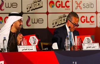 مراسم توقيع عقد كأس السوبر بين اتحاد الكرة ومجلس أبو ظبي الرياضي | صور