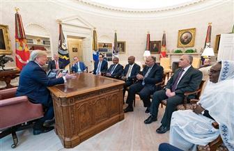"""الولايات المتحدة تستضيف اجتماعات """"سد النهضة"""".. ووزير الخارجية يتوجه إلى واشنطن"""