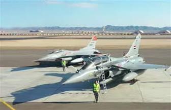 """بث مباشر.. الرئيس السيسي يفتتح قاعدة """"برنيس"""" العسكرية"""