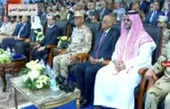 بحضور وفود عربية ودولية.. الرئيس السيسي يشاهد المرحلة الختامية لمناورة قادر 2020
