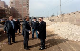 محافظ الغربية يتابع المشروعات وخدمات المواطنين بجولة في المحلة الكبرى | صور