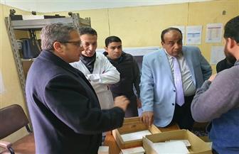 """رئيس فرع """"الرقابة الإدارية"""" بكفر الشيخ يقود حملة للتفتيش على منشآت مركز الحامول"""