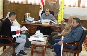 نائب محافظ شمال سيناء: الانتهاء من تفعيل منظومة التحول الرقمي سريعا | صور