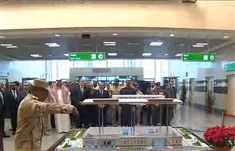 """رسائل افتتاح """"قاعدة برنيس"""" بحضور الرئيس السيسي وقادة دول عربية وأجنبية"""