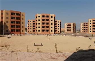 استمرار تسليم إسكان الشباب بمدينة الطود في الأقصر | صور