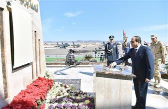 """""""مستقبل وطن"""": قاعدة برنيس العسكرية رسالة للعالم بأن السلام الذي تتبناه مصر تحميه القوة والردع"""