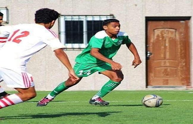 وفاة لاعب المصري بسبب أزمة قلبية -