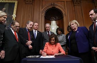 مجلس الشيوخ يتسلم القرار الاتهامي بحق ترامب والمحاكمة تبدأ الثلاثاء