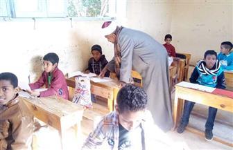 مدير التعليم الأزهري بالأقصر يتفقد لجان امتحانات الشهادتين الابتدائية والإعدادية | صور