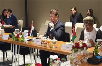 زين يشارك باجتماع المكتب التنفيذي لمجلس وزراء الإعلام العرب بالإمارات | صور