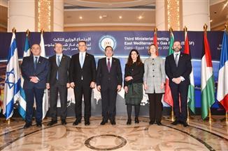الملا: دول كثيرة أعلنت رغبتها في الانضمام لمنتدى غاز شرق المتوسط