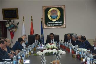 """لجنة بـ""""الأعلى للجامعات"""" لتنفيذ تكليفات الرئيس السيسي بوضع برامج زيارات سياحية وأثرية لطلاب الجامعات"""