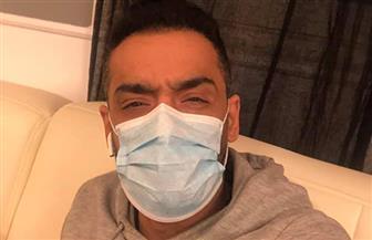 بعد إصابته بالبهاق.. رامي جمال يعلن خضوعه لإجراء عملية جراحية | صور