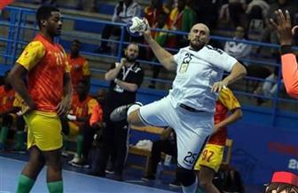 مصر تتصدر المجموعة الأولى في أول أيام أمم إفريقيا لكرة اليد