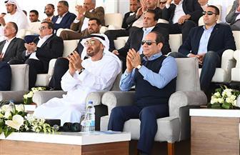بسام راضي: الرئيس السيسي والشيخ محمد بن زايد يشهدان فعاليات مهرجان شرم الشيخ التراثي الدولي| صور