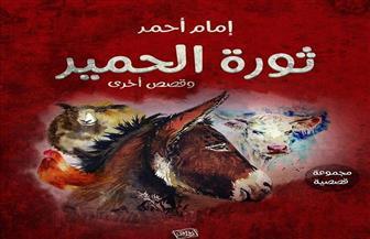 """""""ثورة الحمير"""" لإمام أحمد جديد """"روافد"""" في معرض الكتاب"""