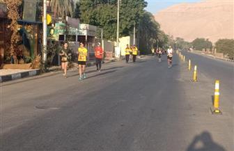 انتهاء ماراثون مصر الدولي بالأقصر.. تعرف على الفائزين وجنسياتهم |صور