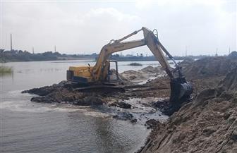 إزالة 226 حالة تعد على نهر النيل ومنافع الري والصرف خلال الأسبوع الأول من مايو