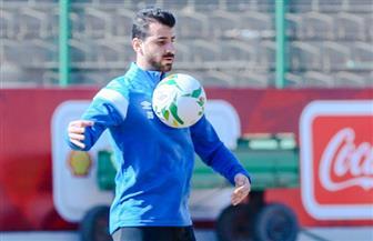 الأهلي يعلن جاهزية محمود متولي لمواجهة المقاولون في الدوري الممتاز