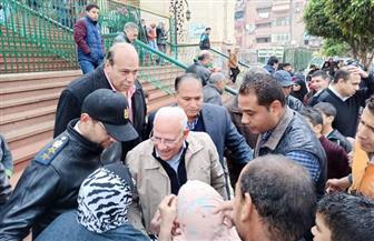 محافظ بورسعيد يطالب المواطنين بالتصدي لحروب الجيل الرابع ومشاركتهم الإيجابية في مسيرة التنمية | صور