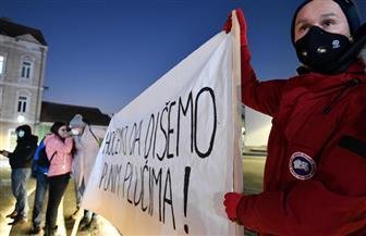 احتجاجات بسبب التلوث في مدن بغرب البلقان