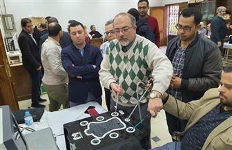 رئيس جامعة طنطا: تدريب شباب الأطباء من 4 جامعات على جراحة مناظير الأطفال بمشاركة خبير إيطالي | صور