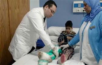 الداخلية تلبى التماس أسرة طفل بإجراء جراحة دقيقة بمستشفى الشرطة