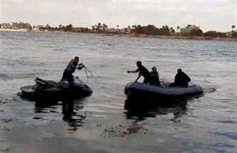 إنقاذ فتاة من الغرق ألقت بنفسها من أعلى كوبري الساحل لخلافات عائلية