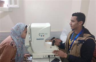 الكشف على 511 مواطنا في قافلتين لأمراض العيون بالغربية | صور