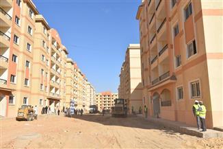 محافظ أسوان: بدء المرحلة الأولى من تسليم وحدات الإسكان المتميز بحي العقاد | صور