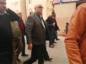 وزير الإسكان لرئيس جهاز بدر: «لو سبنا المنطقة كده هتتحول لعشوائيات من جديد»| صور
